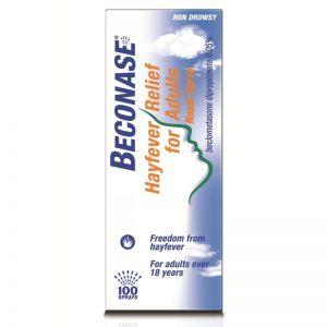 Beconase nasal spray