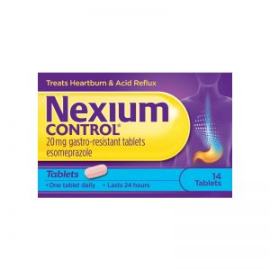 nexium control tablets