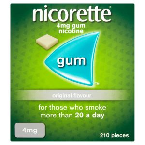 nicorette gum Dublin